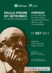 Paulo Freire em Setembro