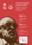 PROGRAMAÇÃO: VIII Seminário Paulo Freire | VI Encontro de Cátedras e Grupos de Estudos
